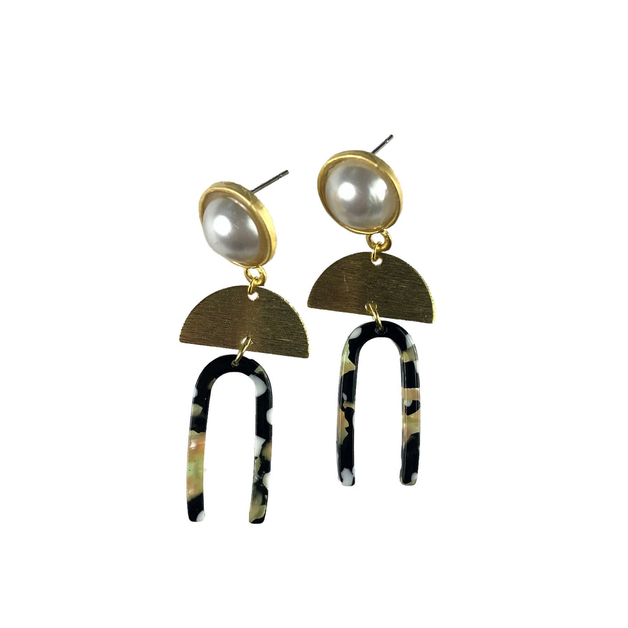 The Nona Earrings