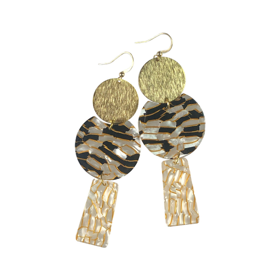 The Jacinda Earrings