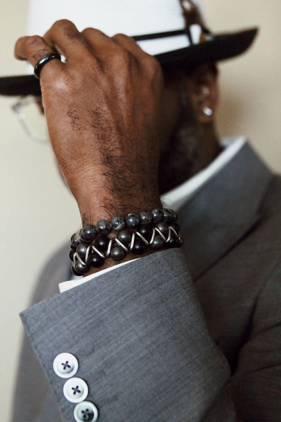 The Lamar Stretch Bracelet