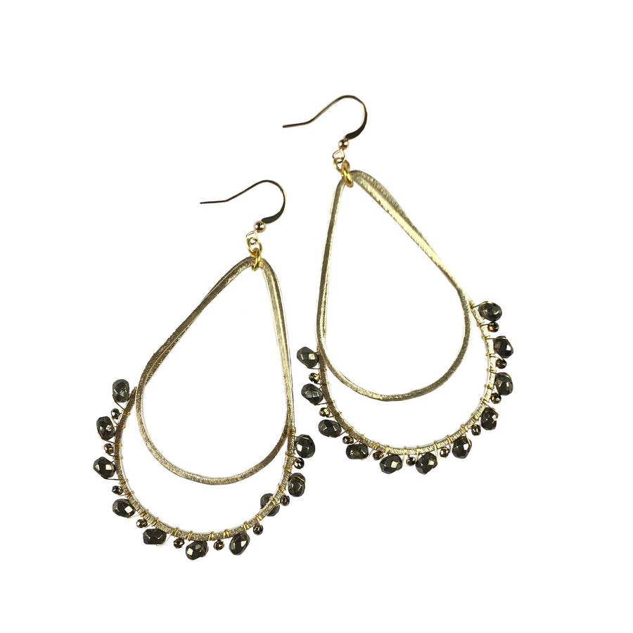 The Amanda Earrings