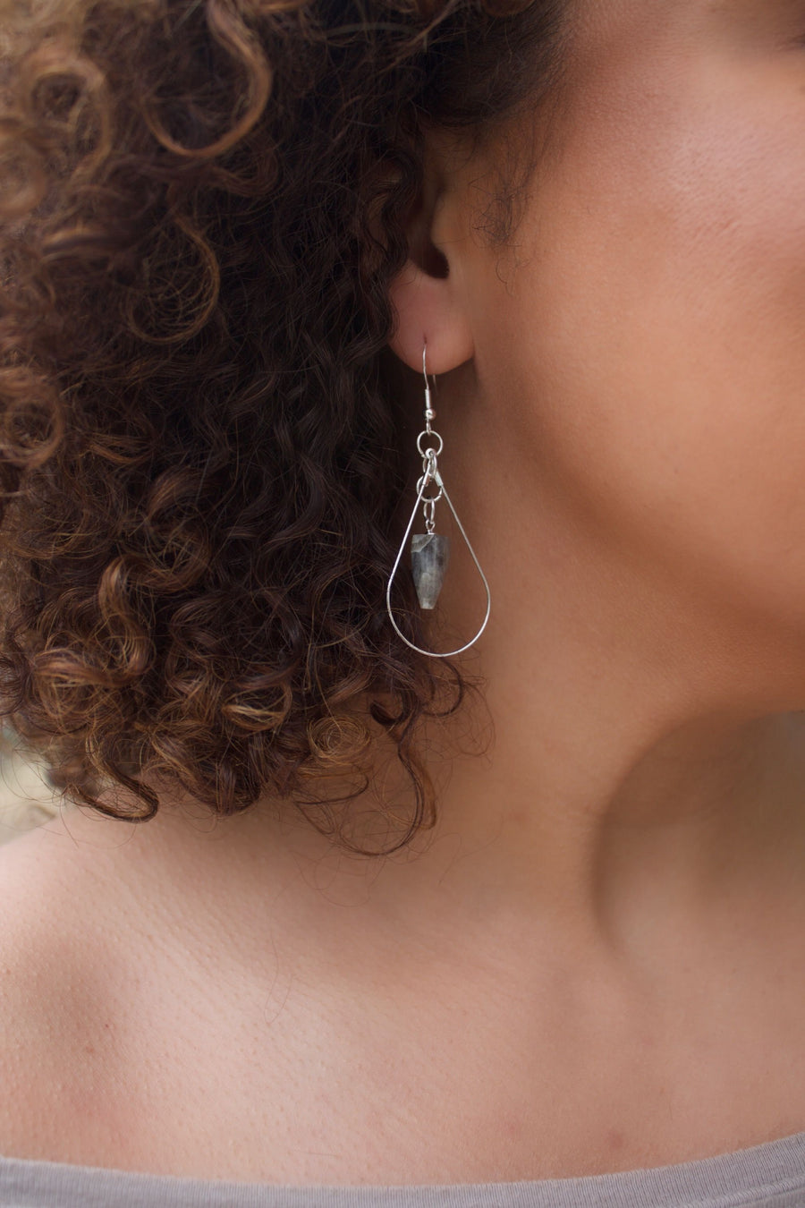 The Jordan Earrings (hover over picture for other options)