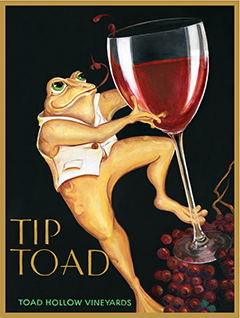 Tip Toad