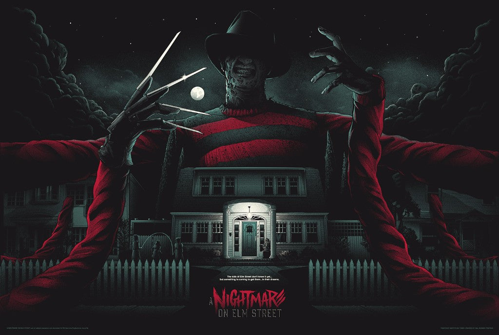 "New Release: ""A Nightmare on Elm Street"" by Matt Ryan Tobin"