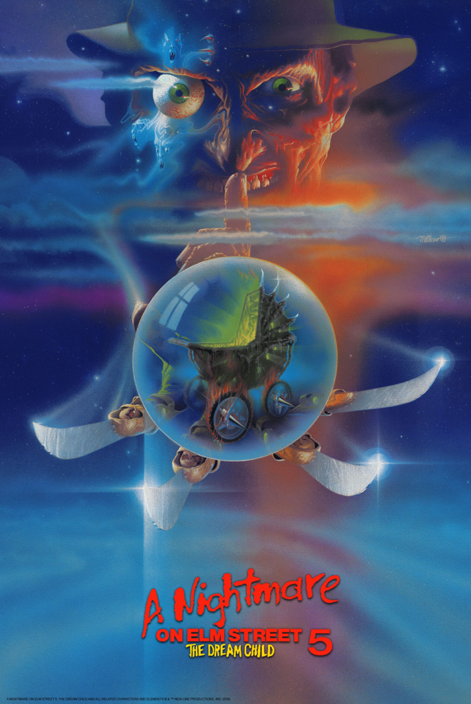 "New Release: ""A Nightmare on Elm Street 5: The Dream Child"" by Matthew Peak"