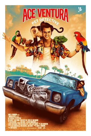 "New Release: ""Ace Ventura: Pet Detective"" by Adam Rabalais"