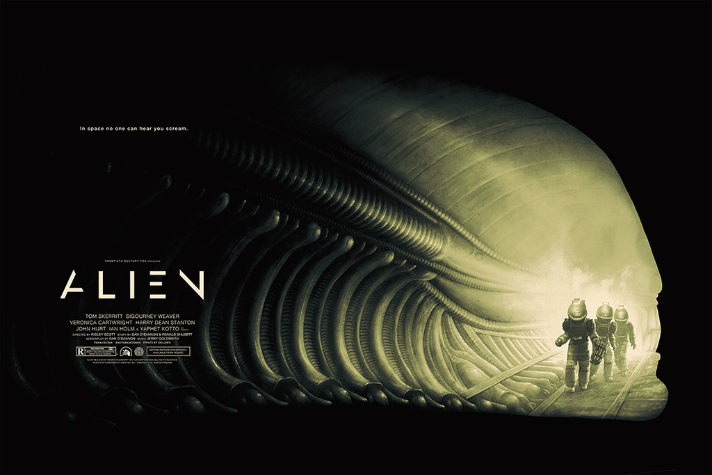 "New Release: ""Alien"" by Phantom City Creative"