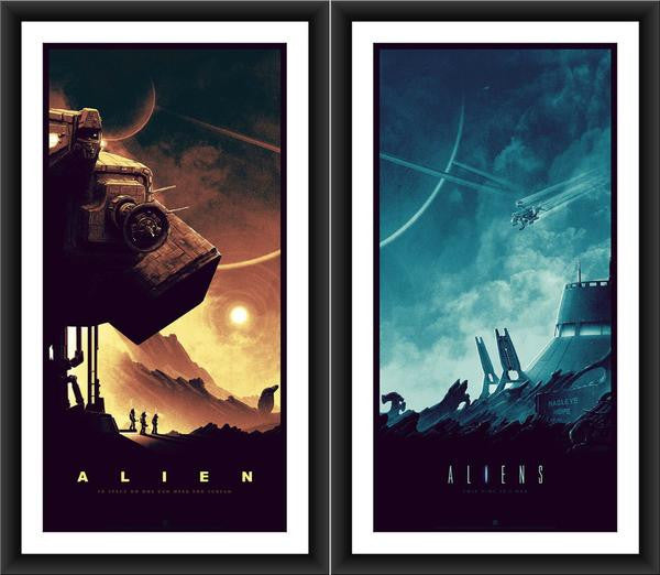"New Release: ""LV-426"" & ""Acheron"" by Matt Ferguson"