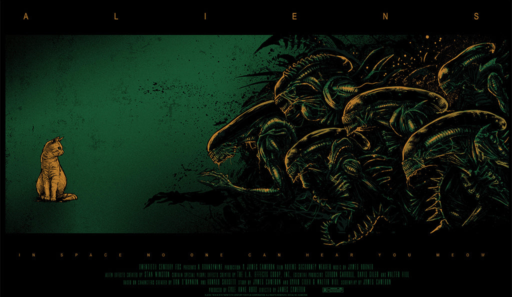 "New Release: ""Aliens"" by Godmachine"