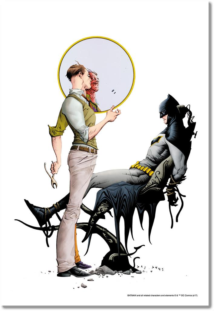 "New Release: ""All Star Batman #1"" by Jae Lee"