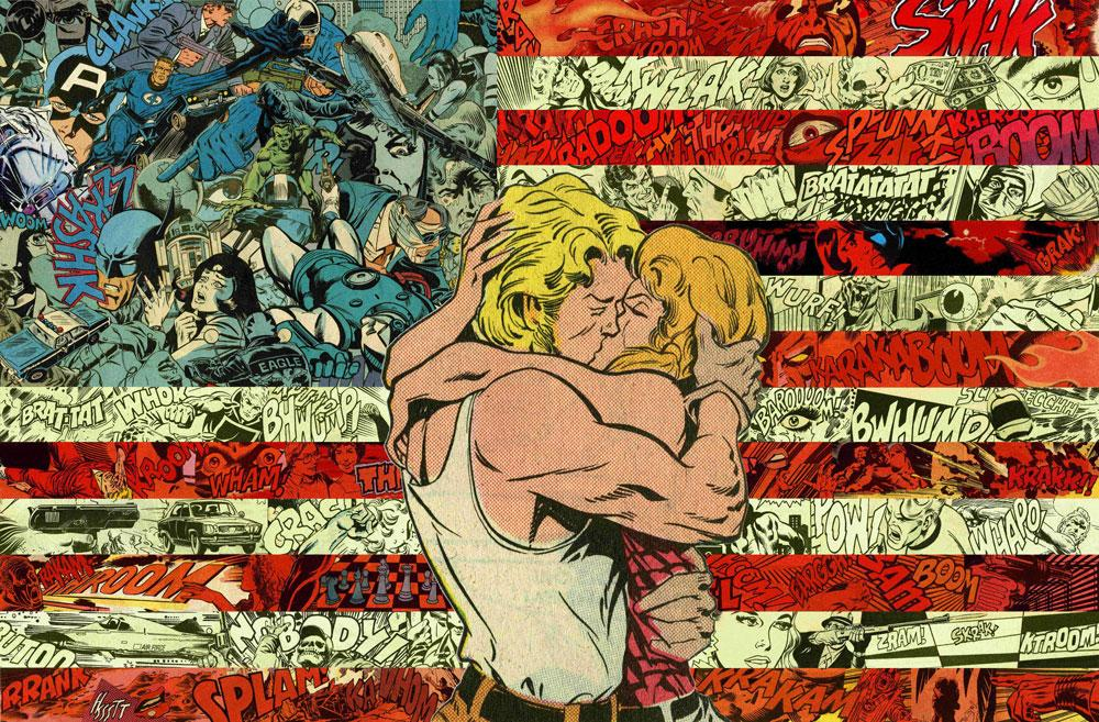 "New Release: ""American Flag"" by Mr Garcin"