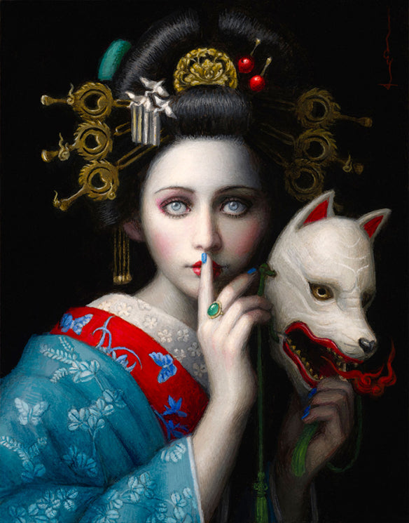 "New Release: ""Another Face"" by Chie Yoshii"