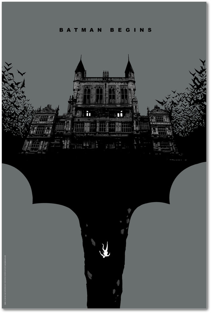 "New Release: ""Batman Begins"" by Lee Garbett"