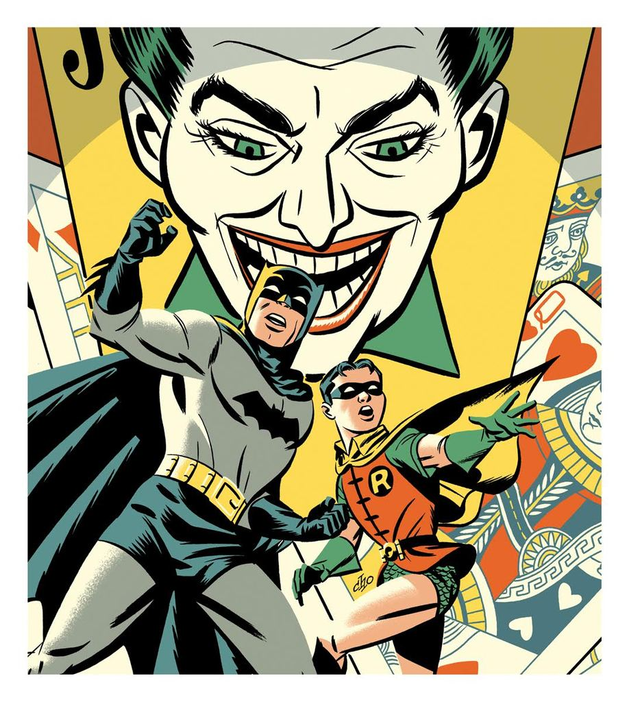 "New Release: ""Batman: The Golden Age Vol III"" by Michael Cho"