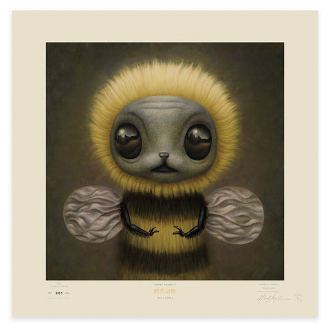 "New Release: ""Bee"" by Mark Ryden"
