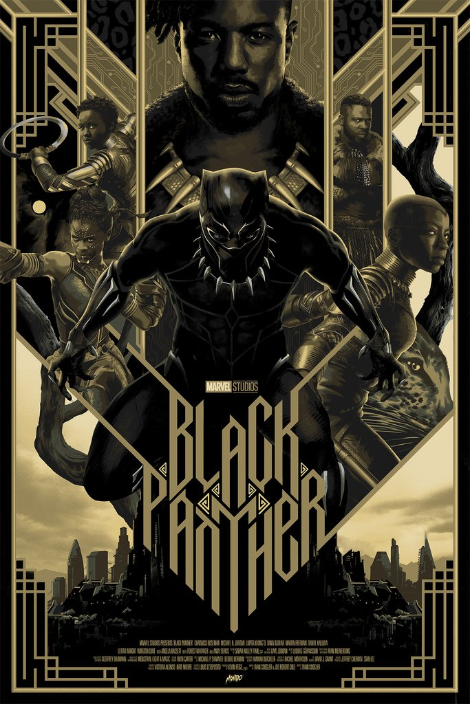 "New Release: ""Black Panther"" by Matt Taylor"