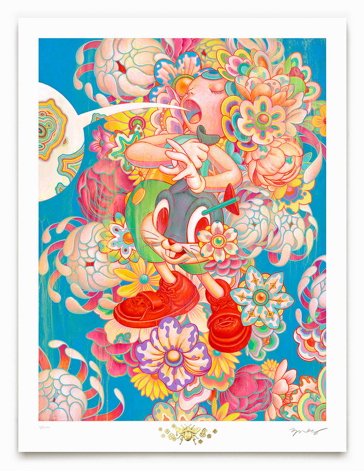 "New Release: ""Bouquet"" by James Jean"