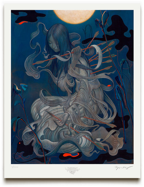 "New Release: ""Chang'e"" by James Jean"