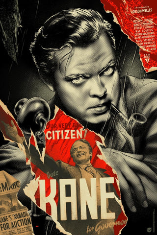 "New Release: ""Citizen Kane"" by Martin Ansin"