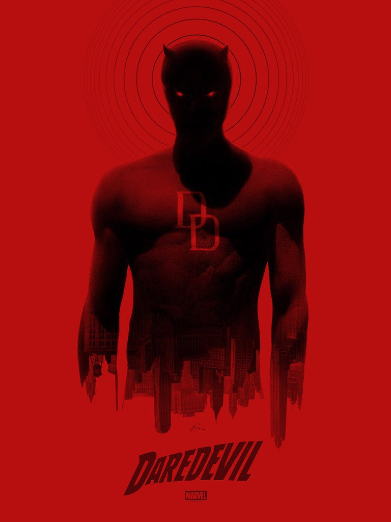 "New Release: ""Daredevil"" by Greg Ruth"