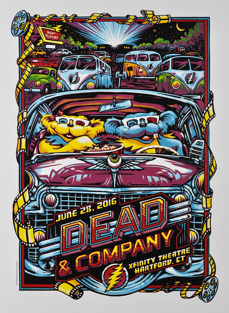 "New Release: ""Dead & Company Hartford 2016"" by AJ Masthay"