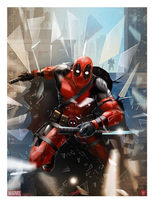 "New Release: ""Deadpool"" by Andy Fairhurst"