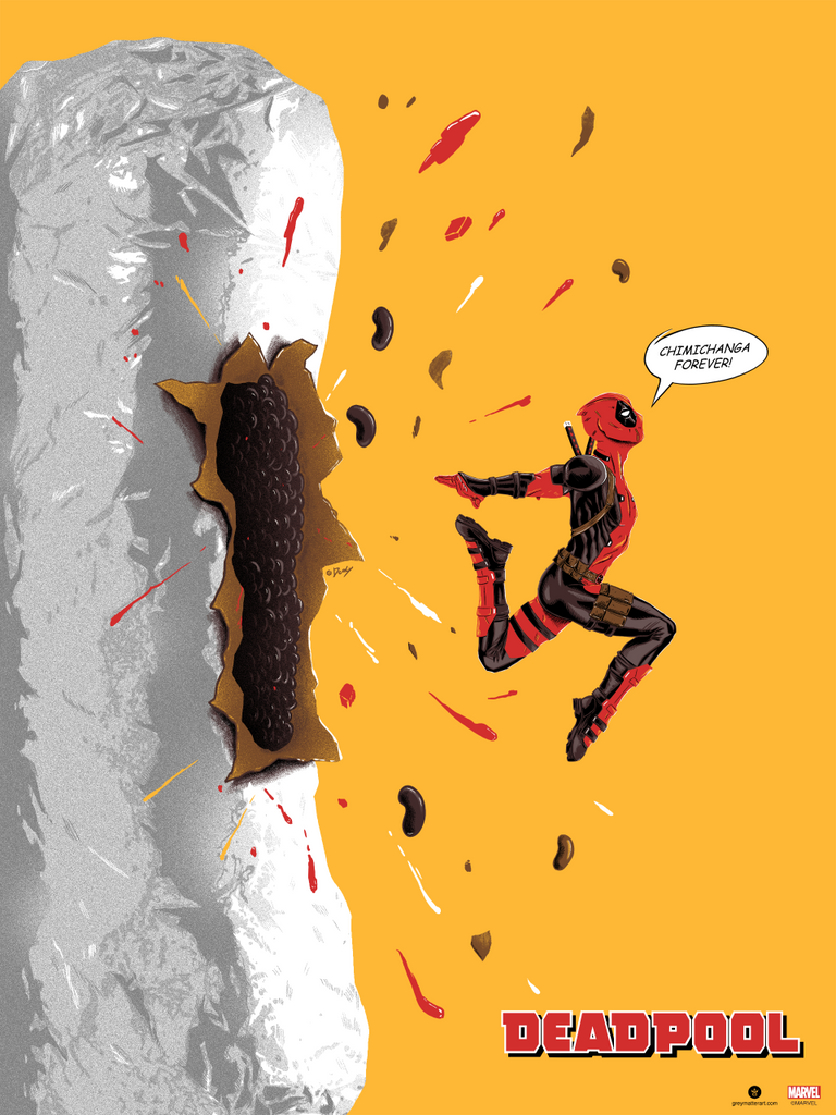 "New Release: ""Deadpool"" by Doaly"
