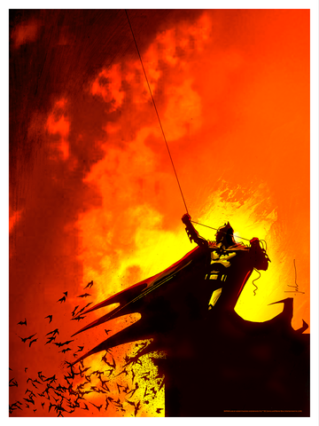 "New Release: ""Detective Comics #800"" by Jock"