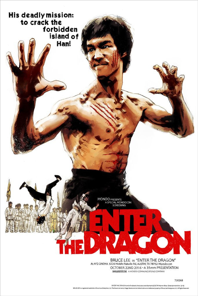 "New Release: ""Enter the Dragon"" by Jock"