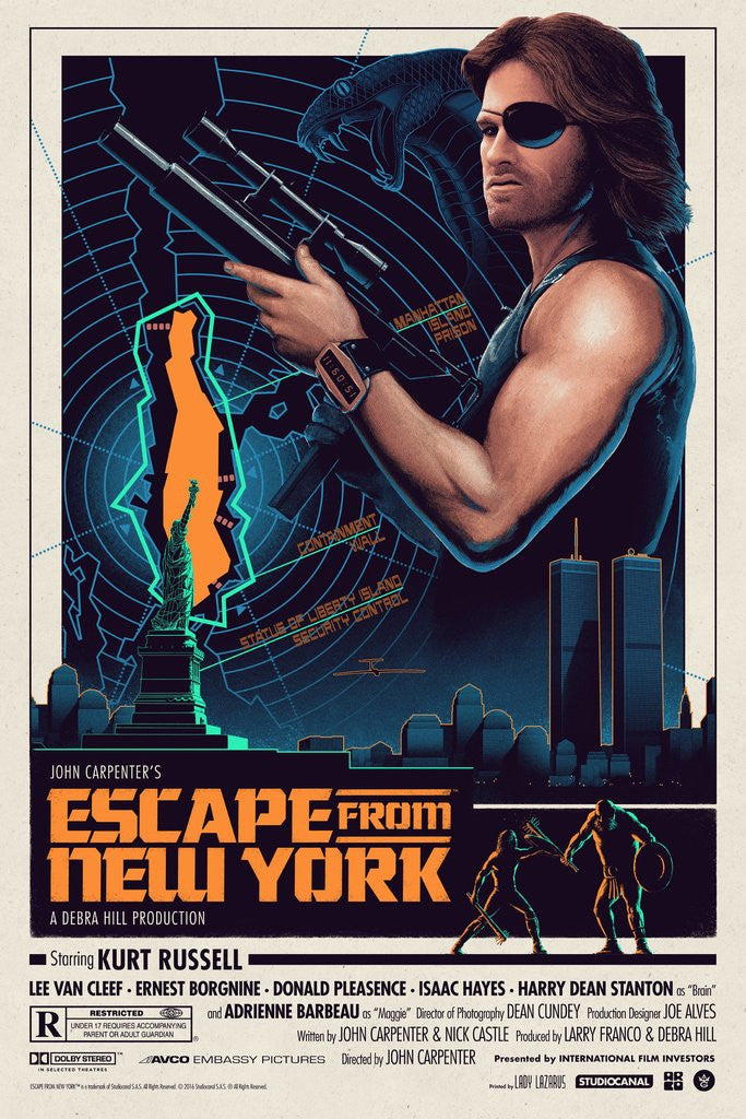 "New Release: ""Escape from New York"" by Matt Ferguson"