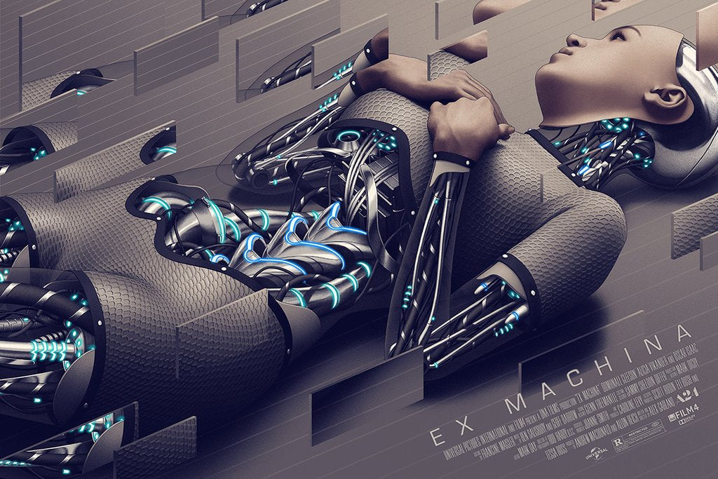 "New Release: ""Ex Machina"" (Mirror Variant) by Rory Kurtz"