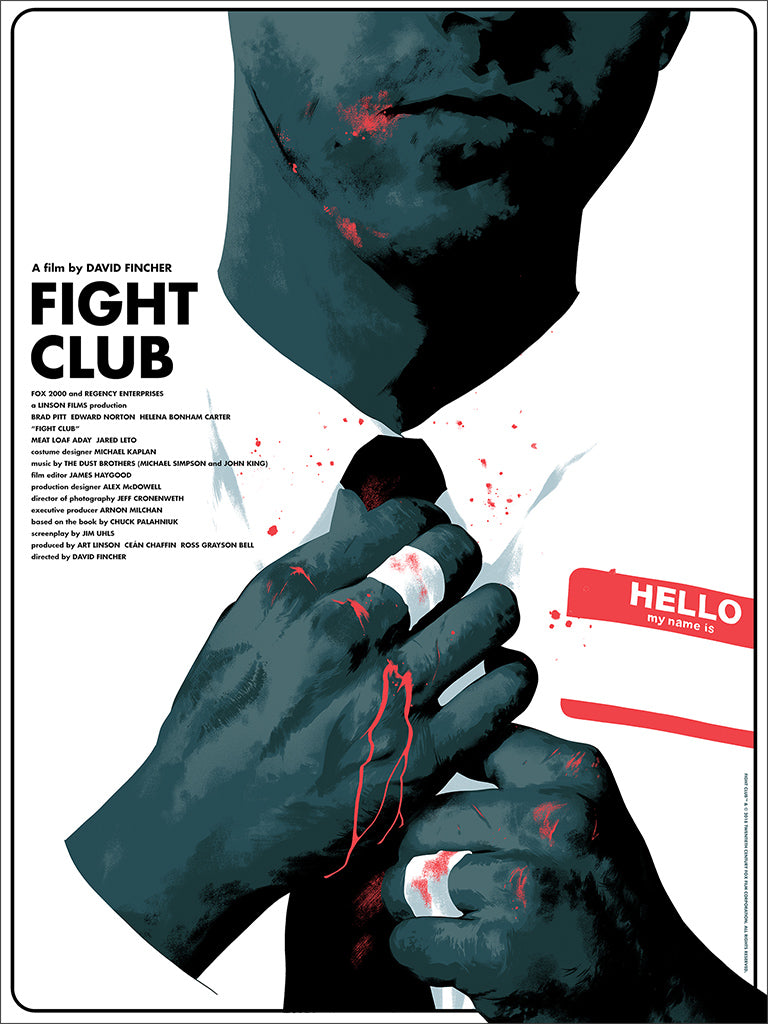 "New Release: ""Fight Club"" by Matt Taylor"
