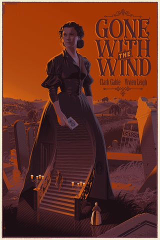 "New Release: ""Gone With the Wind"" by Laurent Durieux"