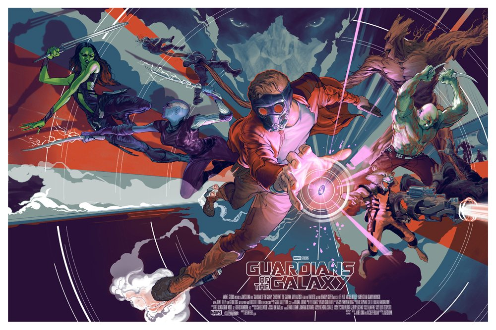 "New Release: ""Guardians of the Galaxy"" by Rich Kelly"
