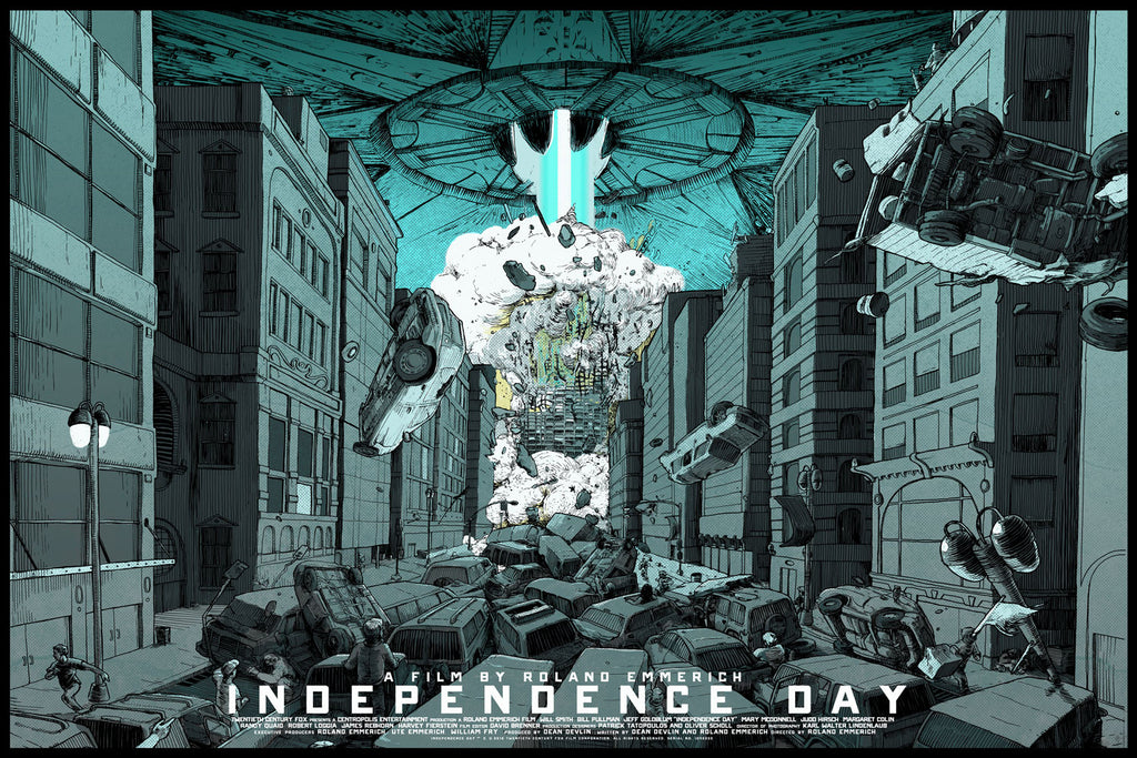 "New Release: ""Independence Day"" by David Kloc"