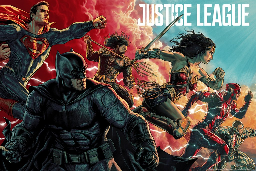 "New Release: ""Justice League"" by Lee Bermejo"