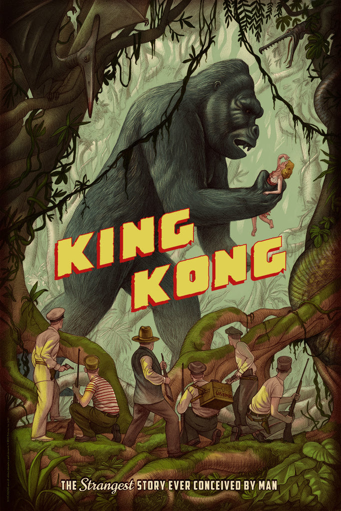 "New Release: ""King Kong"" by Jonathan Burton"