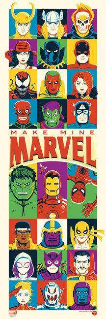 "New Release: ""Make Mine Marvel"" by Dave Perillo"