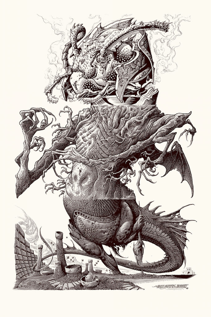 "New Release: ""Mario's Fever Dream"" by Aaron Horkey, Mike Sutfin, and Brandon Holt"