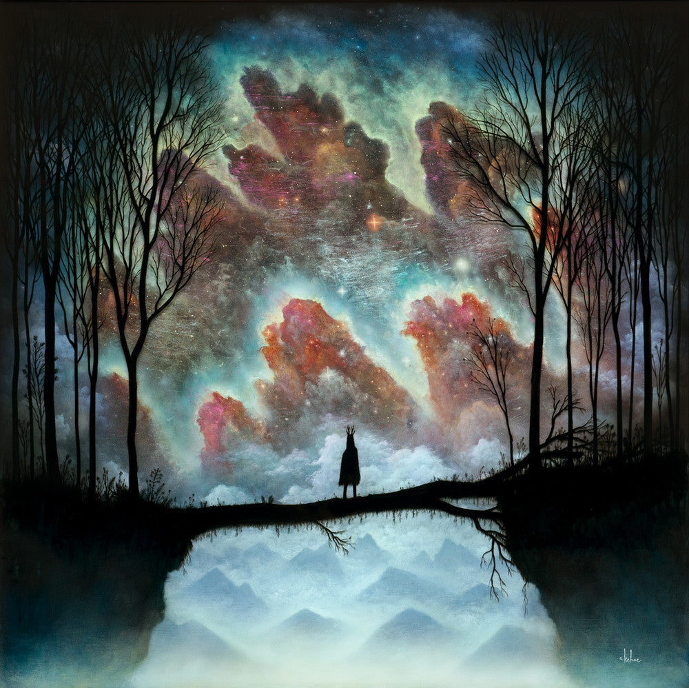 "New Release: ""Eyes of the Wild Wonder"", ""Multiversal Coalescence"", ""The Hunter"" and ""Patrol of the Dusk Warden"" by Andy Kehoe"