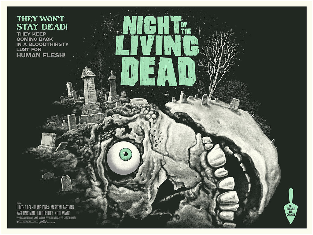 "New Release: ""Night of the Living Dead"" by Gary Pullin"