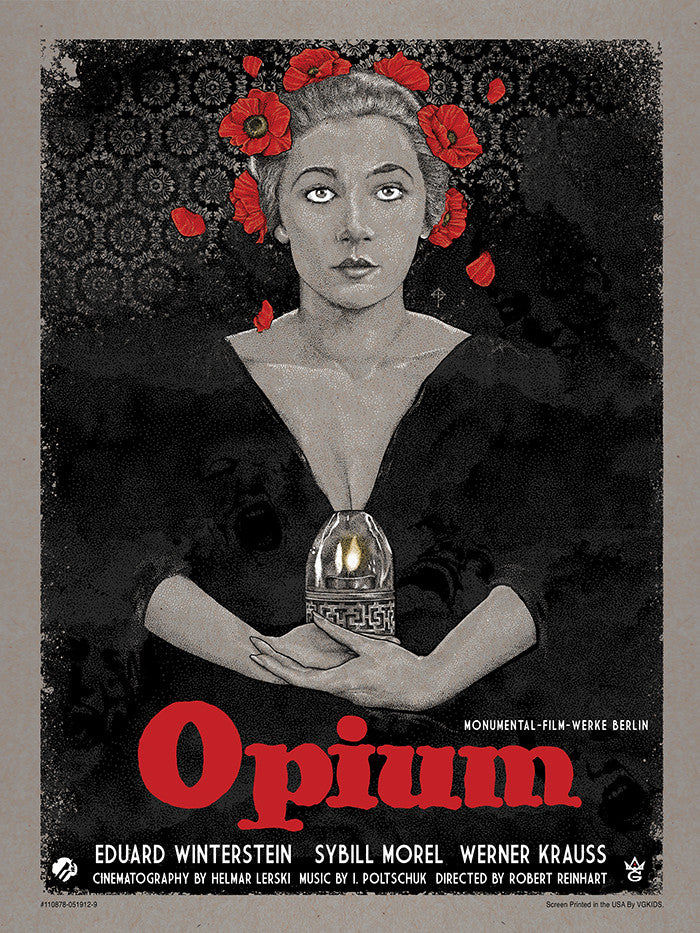 "New Release: ""Opium"" by Timothy Pittides"
