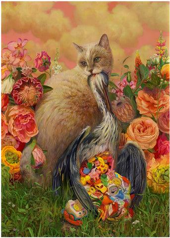 "New Release: ""Pandora"" by Martin Wittfooth"