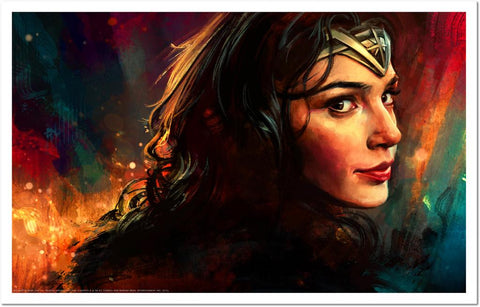 "New Release: ""Princess Diana of Themyscira"" by Alice X. Zhang"