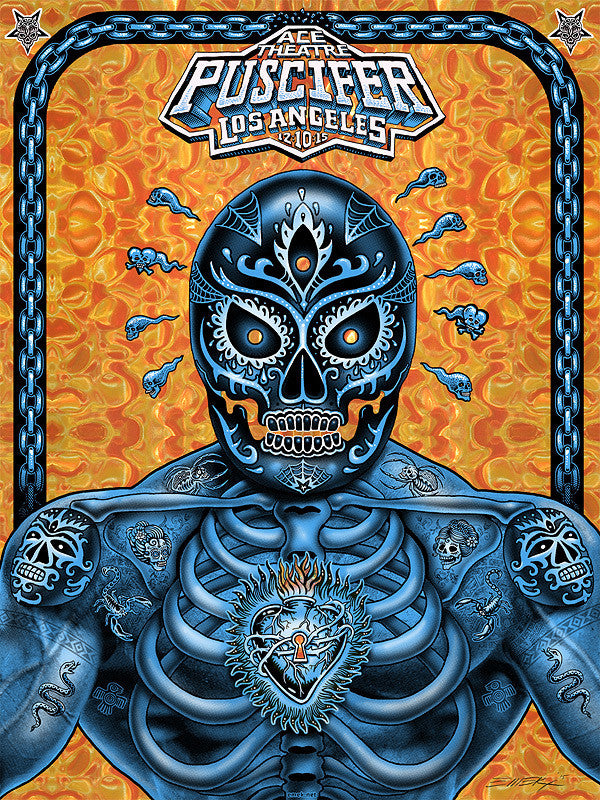 "New Release: ""Puscifer Los Angeles"" by EMEK"