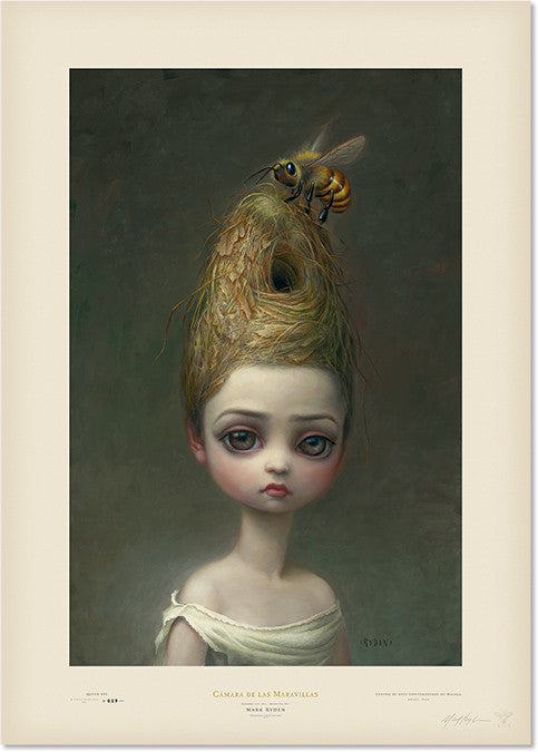 "New Release: ""Queen Bee"" by Mark Ryden"