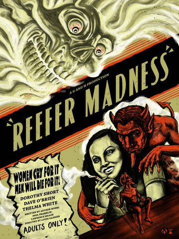 "New Release: ""Reefer Madness"" by Zeb Love"