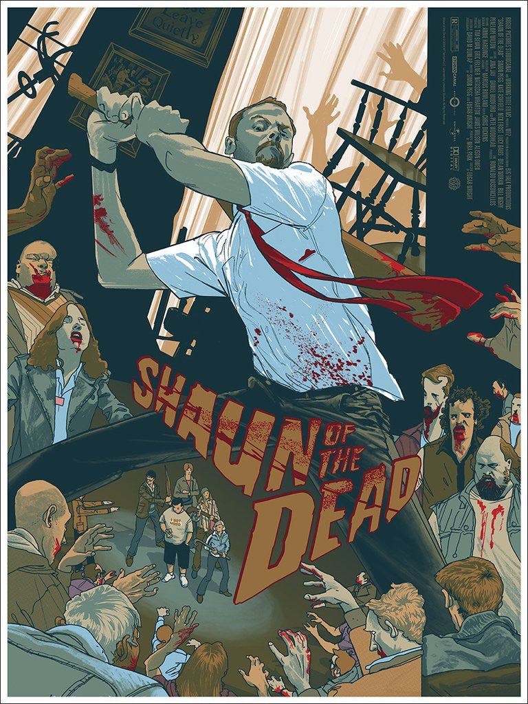 "New Release: ""Shaun of the Dead"" by Rich Kelly"