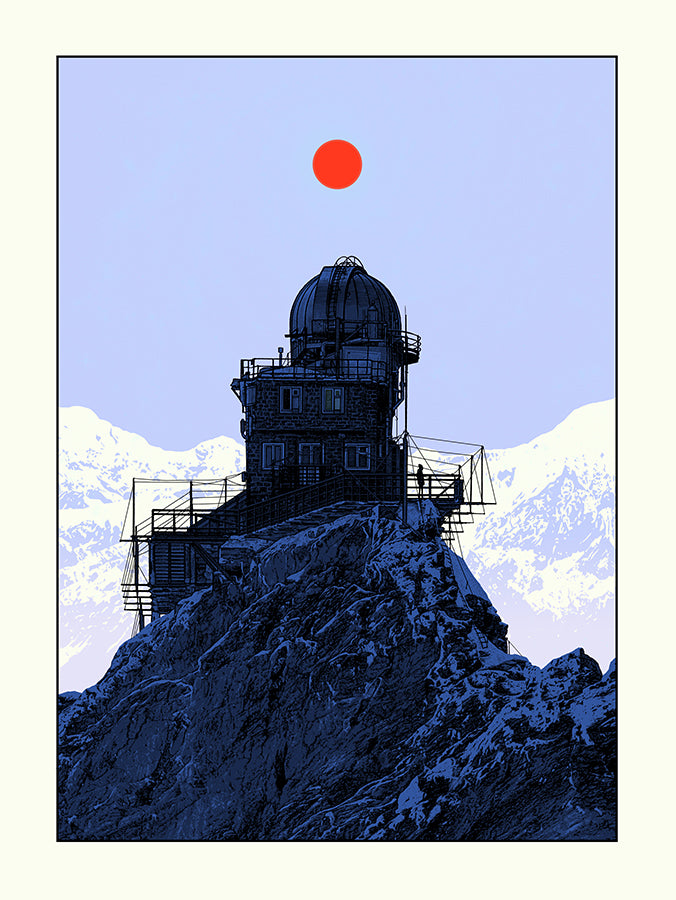 "New Release: ""Sphinx Observatory: Black Hole"" by Dan McCarthy"