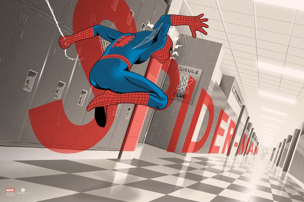 "New Release: ""Spider-Man"" by Doaly"