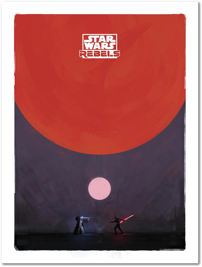 "New Release: ""Star Wars Rebels"" by Robin Har"